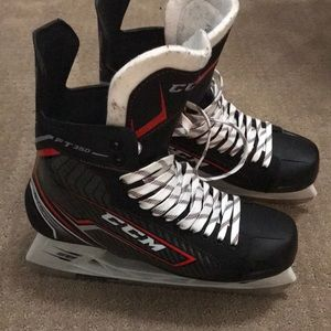 CCM hockey skates - size 11D